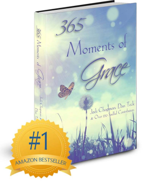 365 Moments of Grace Book image